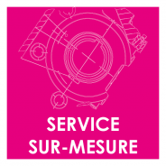 Un service sur-mesure